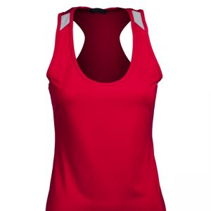 Stencil The Team Singlet Women - 1156